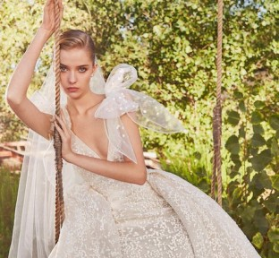 Elie Saab 2021 Bridal Collection