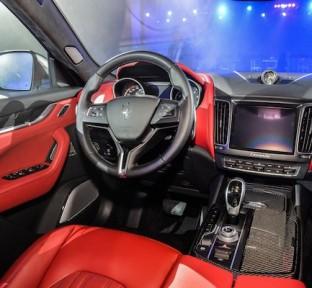 Maserati Levante SUV Launch