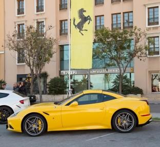 The Ferrari Test-Drive