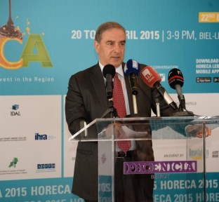 Hospitality Services' 22nd HORECA