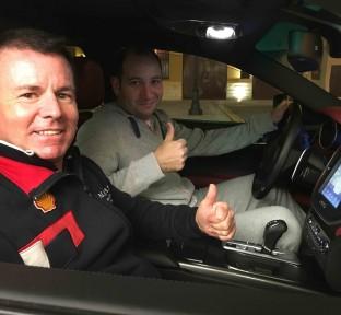 Maserati Master Pilota Drive