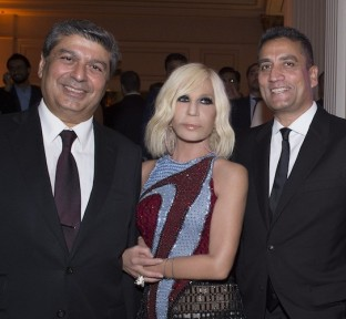 Versace Celebrates the Grand Opening of Palazzo Versace Dubai