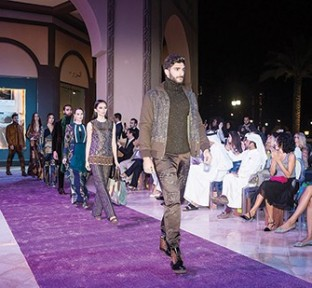 United Fashion Company Hosts an Exclusive World of Etro Fashion Show