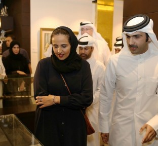 Albahie, First Auction House in Qatar Opens in Katara