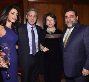 100 LIVES Announces the Amal Clooney Scholarship