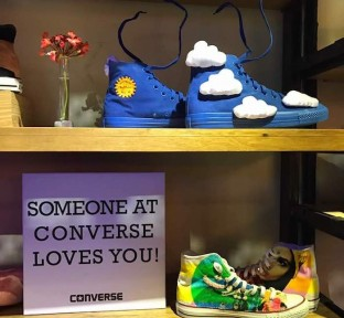 For the Love of Converse