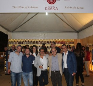 Château Ksara Brings Its Famous Wines For Another Edition of Vinifest