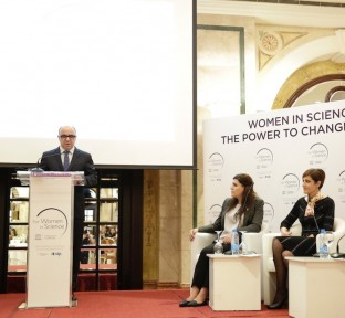 """L'Oréal - UNESCO """"For Women in Science"""" celebrates the Acknowledgement of Three Lebanese Scientists"""