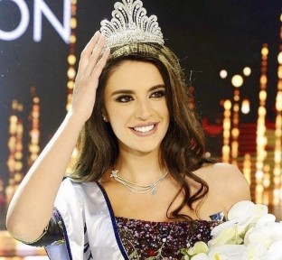 Perla Helou Wins Miss Lebanon 2017 Title