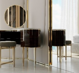 Elie Saab Launches His Furniture Collection