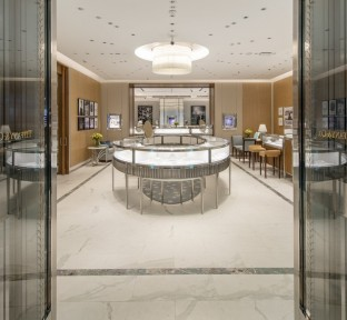 Tiffany & Co. Opens a New Store in Abu Dhabi
