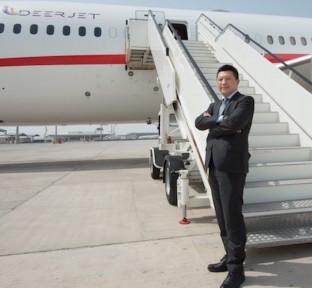 Deer Jet's 787 Dream Jet Makes Middle East Debut in Qatar