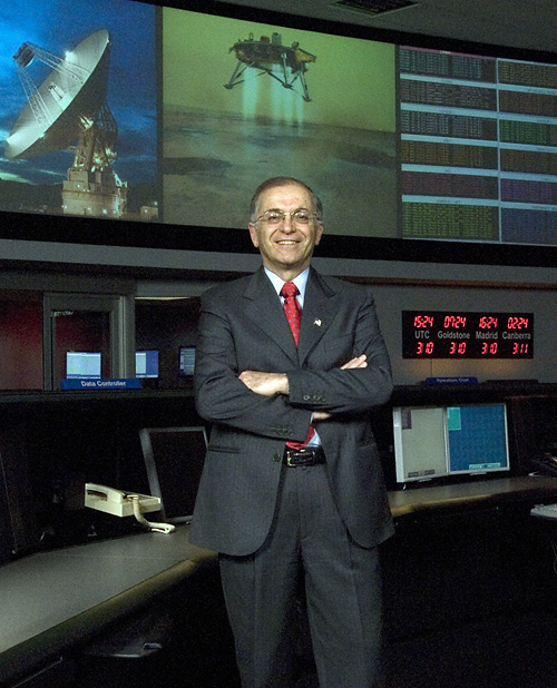 Dr. Charles Elachi: Reaching for the Stars…Literally…