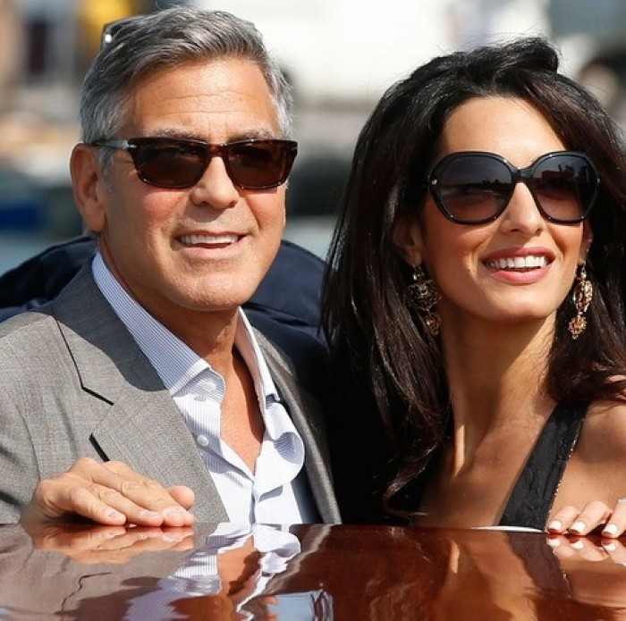 Clooney-Alamuddin Romantic Wedding Extravaganza