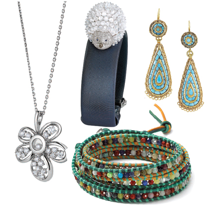 Spring Jewelry...Adorn Yourself