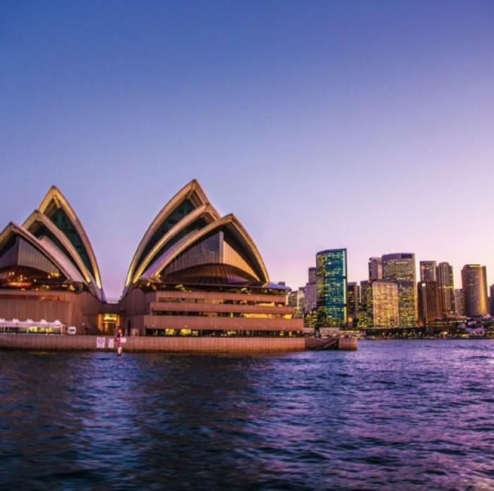 Australia: Island of Wonders