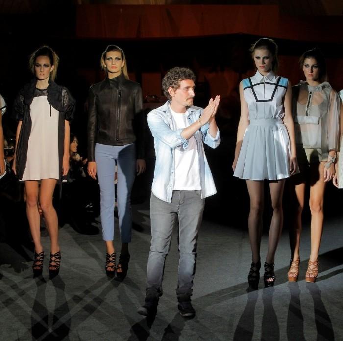 Alex Vidal: Romancing the Fashion Industry