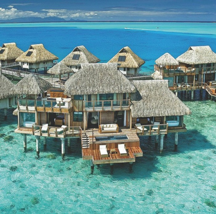 Celebrity Getaways: Playgrounds of the Rich and Famous