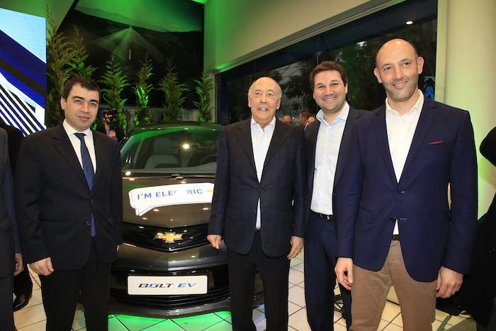 The 2019 Chevrolet Bolt EV Hits the Lebanese Market
