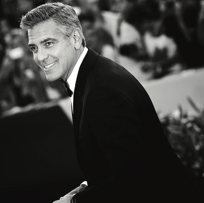 George Clooney: A World Beyond