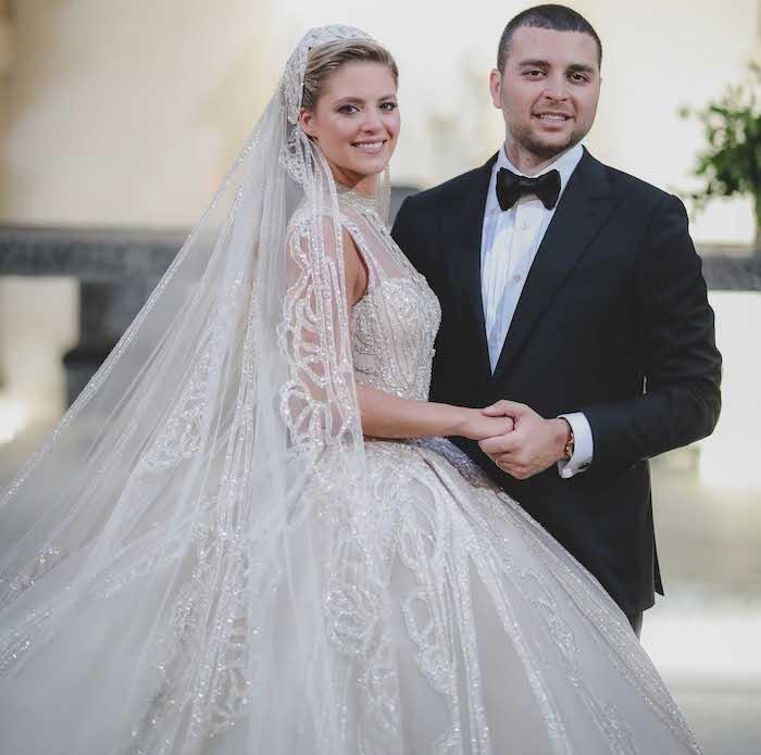 Elie Saab and Christina Mourad's Wedding in Lebanon