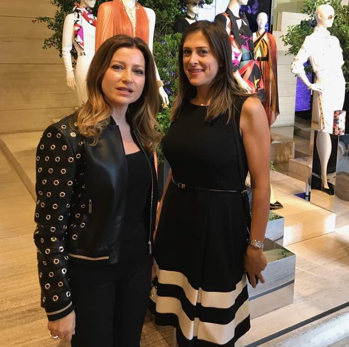 Elie Saab Eyewear, Couture and Jewelry Presents Live Demonstration