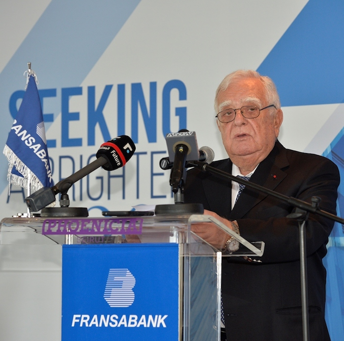 Kassar Honors Lebanese Media Representatives