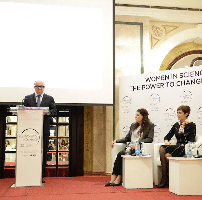 "L'Oréal - UNESCO ""For Women in Science"" celebrates the Acknowledgement of Three Lebanese Scientists"