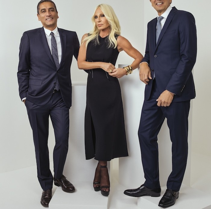 Michael Kors Holdings to be Renamed Capri Holdings with the Acquisition of Versace
