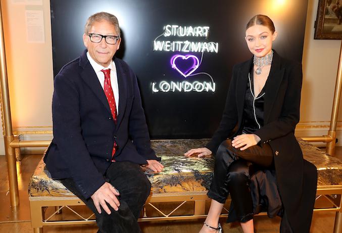 Stuart Weitzman London Boutique