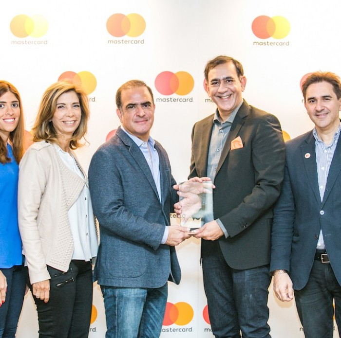 Fransabank Wins MasterCard Champion Partner Bank Award
