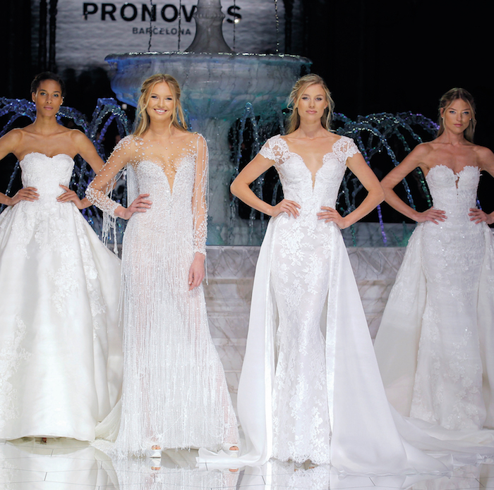 The Atelier Pronovias 2018 Collection