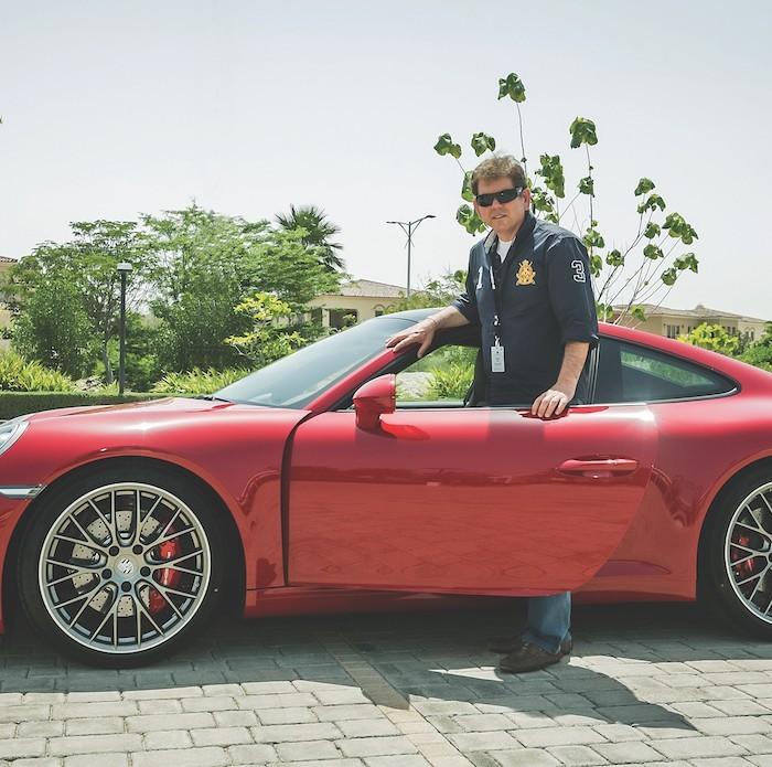 Porsche Re-inspired