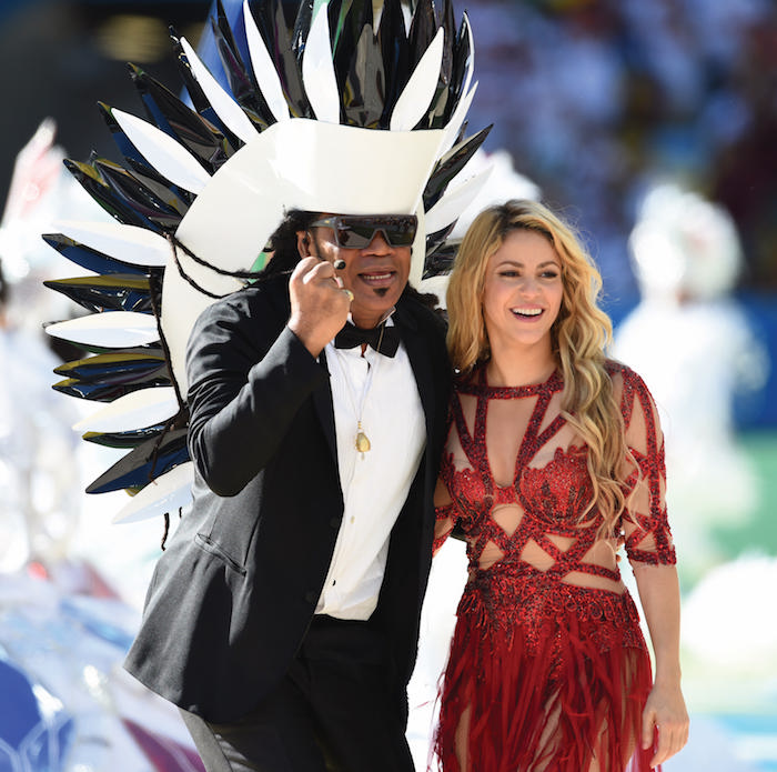 Sensational Shakira