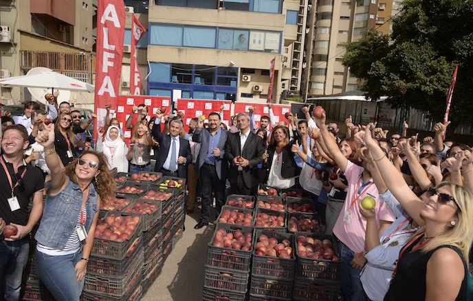 Alfa Supports Local Farmers