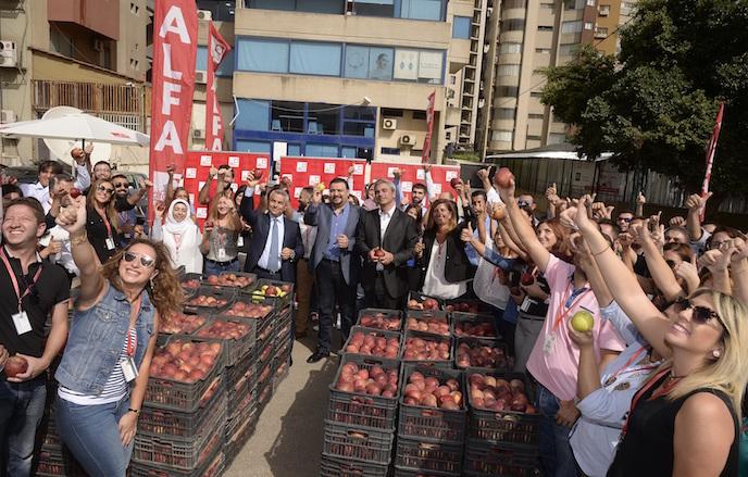 Alfa Supports Local Farmers