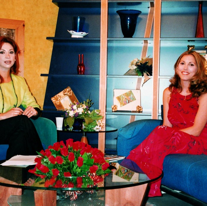 LBC TV interview