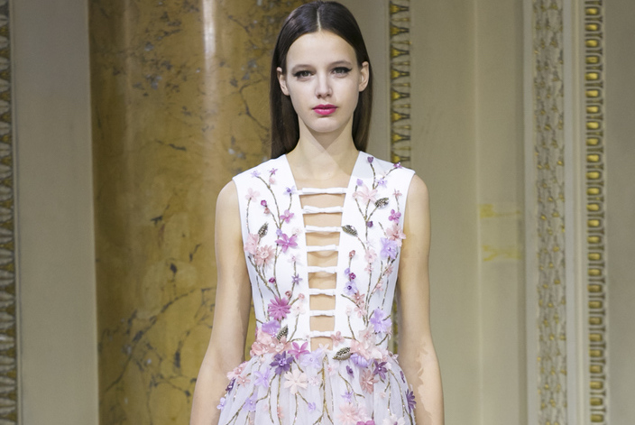Georges Hobeika Spring-Summer 2016 Collection